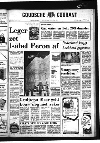 Goudsche Courant 1976-03-24
