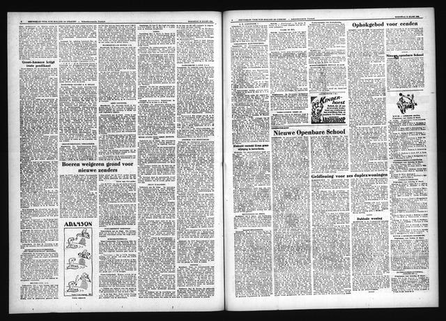Schoonhovensche Courant 1952-03-19