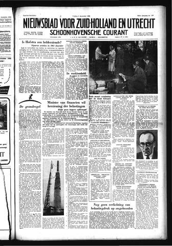 Schoonhovensche Courant 1958-12-05