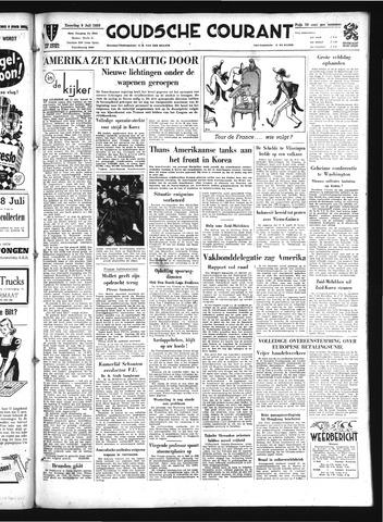 Goudsche Courant 1950-07-08