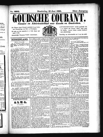 Goudsche Courant 1895-06-13