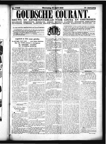Goudsche Courant 1932-04-13