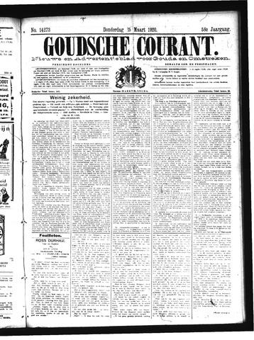 Goudsche Courant 1920-03-25