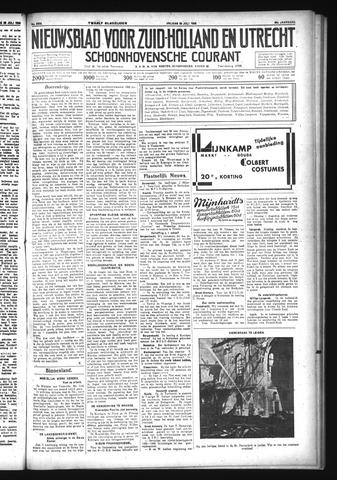 Schoonhovensche Courant 1933-07-28