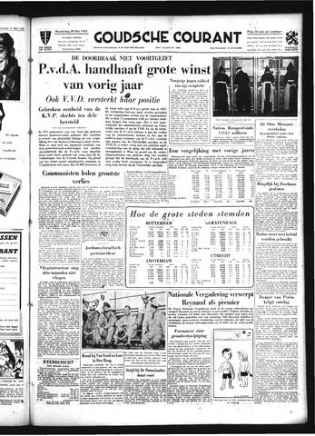 Goudsche Courant 1953-05-28
