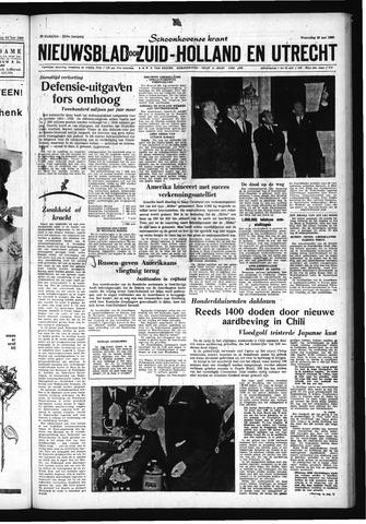 Schoonhovensche Courant 1960-05-25