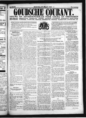 Goudsche Courant 1937-03-27