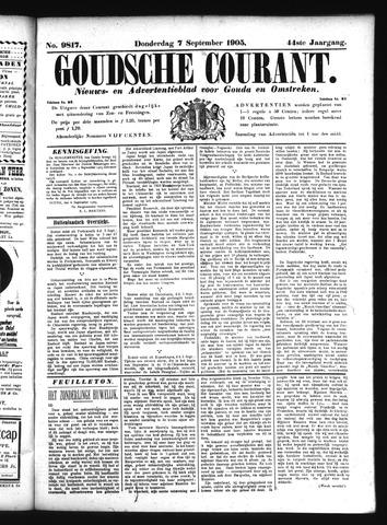 Goudsche Courant 1905-09-07