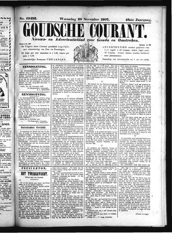 Goudsche Courant 1907-11-20