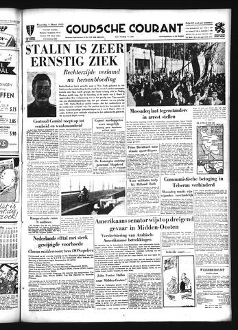 Goudsche Courant 1953-03-04