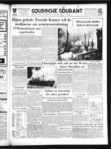 Goudsche Courant 1959-02-25