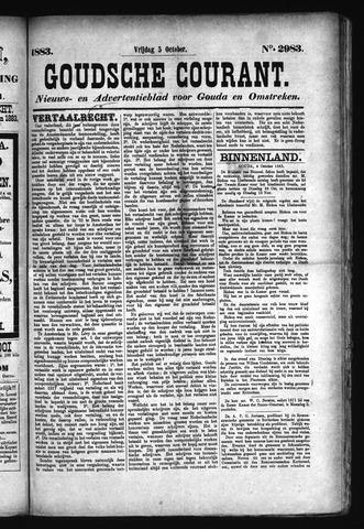 Goudsche Courant 1883-10-05