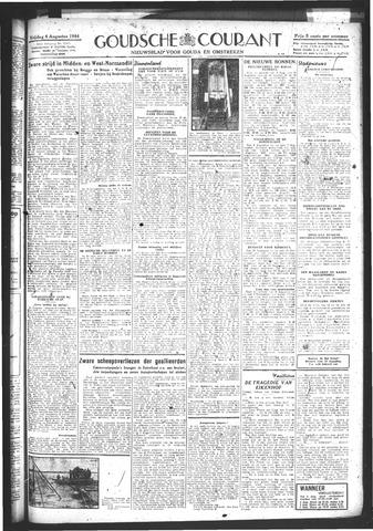 Goudsche Courant 1944-08-04