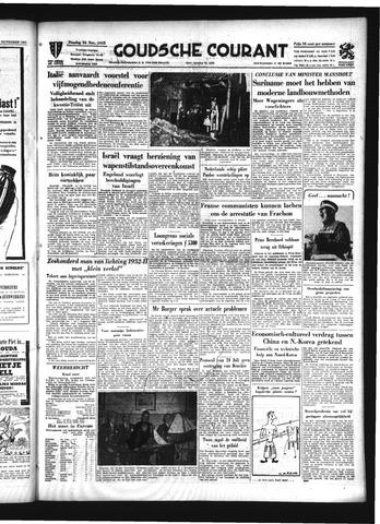 Goudsche Courant 1953-11-24