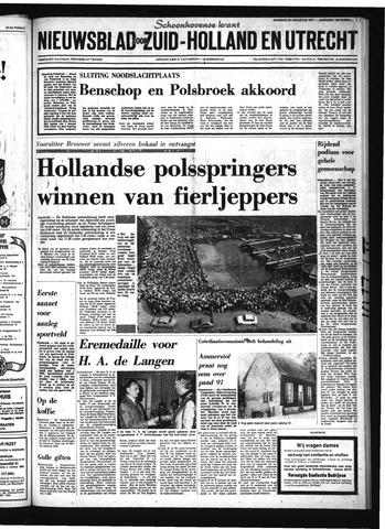 Schoonhovensche Courant 1977-08-29