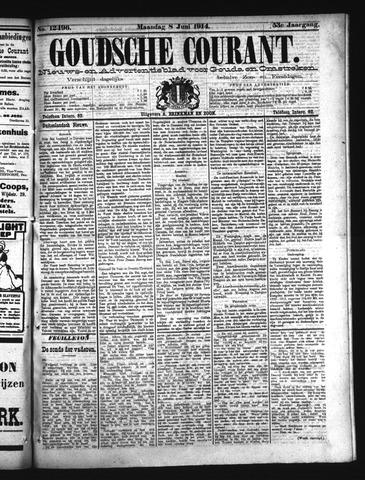 Goudsche Courant 1914-06-08