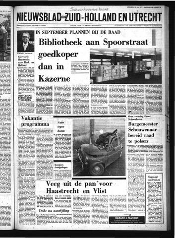 Schoonhovensche Courant 1977-07-20