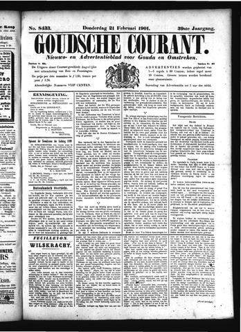 Goudsche Courant 1901-02-21