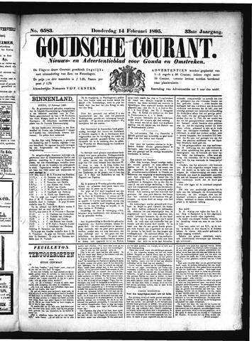 Goudsche Courant 1895-02-14