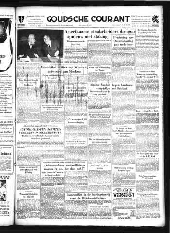 Goudsche Courant 1952-05-15