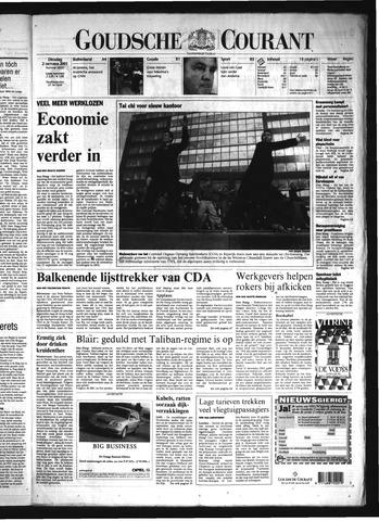 Goudsche Courant 2001-10-02