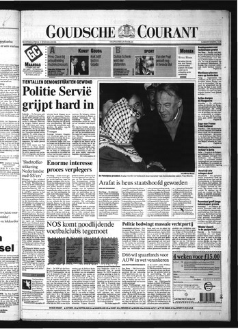 Goudsche Courant 1997-02-03