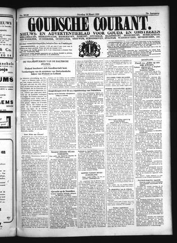 Goudsche Courant 1939-10-10