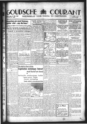 Goudsche Courant 1941-05-21