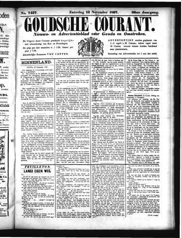 Goudsche Courant 1897-11-13
