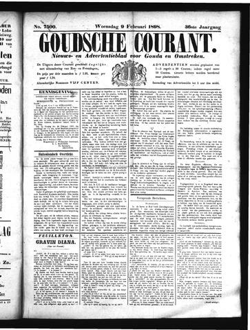 Goudsche Courant 1898-02-09