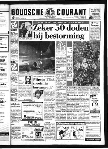 Goudsche Courant 1985-11-25