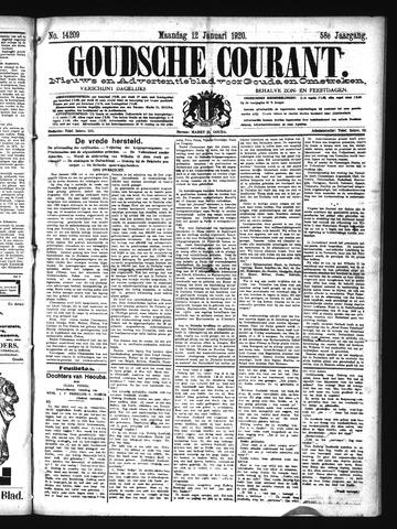 Goudsche Courant 1920-01-12