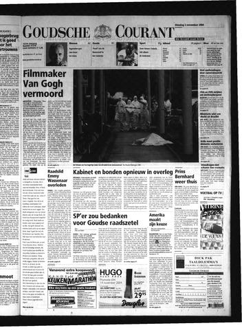 Goudsche Courant 2004-11-02
