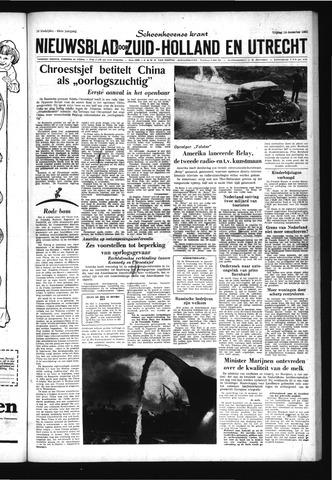 Schoonhovensche Courant 1962-12-14