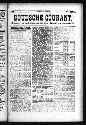 Goudsche Courant 1887-01-23