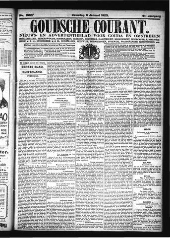 Goudsche Courant 1923-01-06