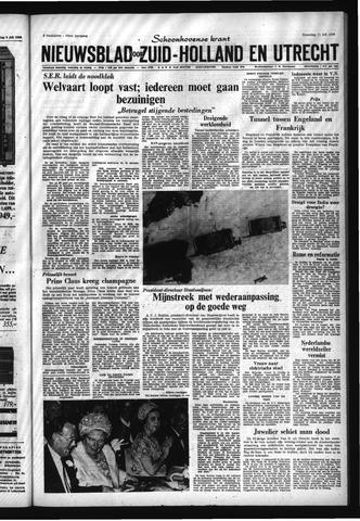 Schoonhovensche Courant 1966-07-11