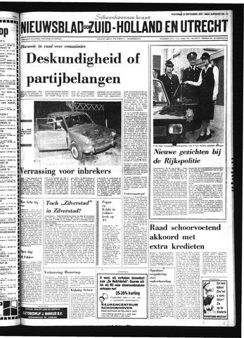 Schoonhovensche Courant 1978-09-20