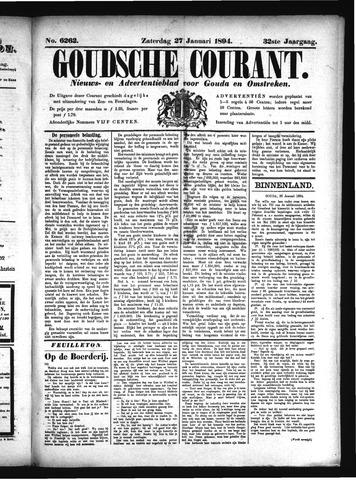 Goudsche Courant 1894-01-27