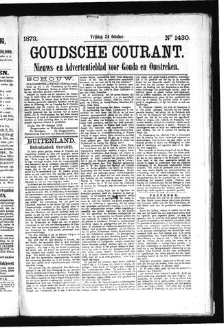 Goudsche Courant 1873-10-24