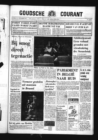 Goudsche Courant 1971-09-25
