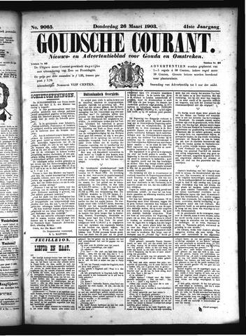 Goudsche Courant 1903-03-26