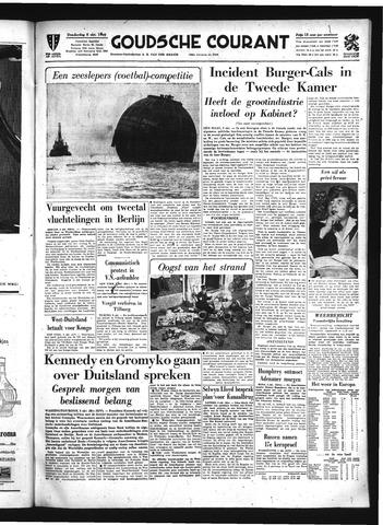 Goudsche Courant 1961-10-05