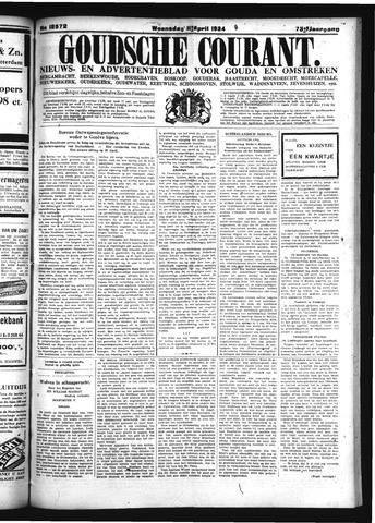 Goudsche Courant 1934-04-11