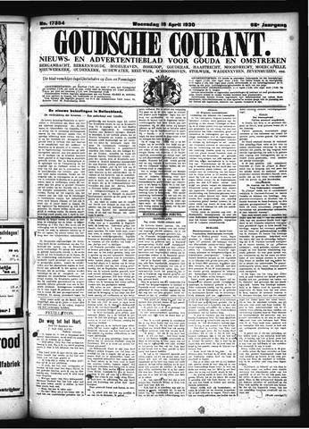 Goudsche Courant 1930-04-16