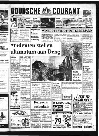 Goudsche Courant 1987-01-05
