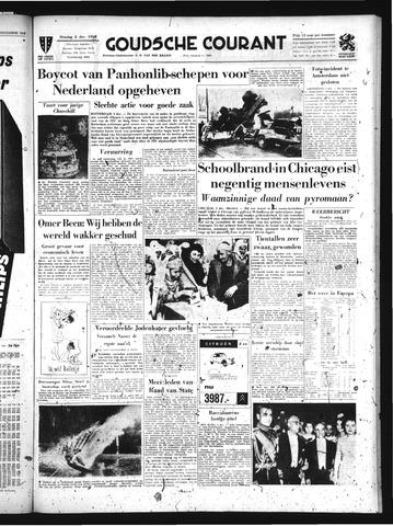 Goudsche Courant 1958-12-02