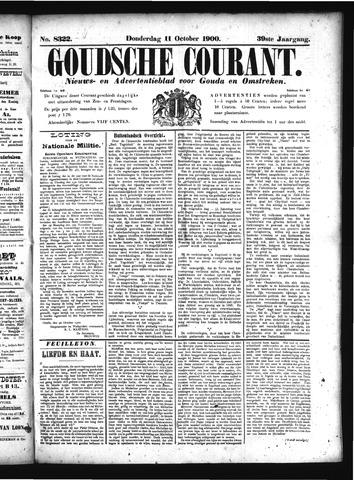 Goudsche Courant 1900-10-11