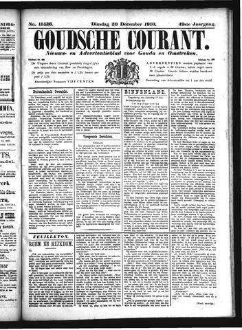 Goudsche Courant 1910-12-20
