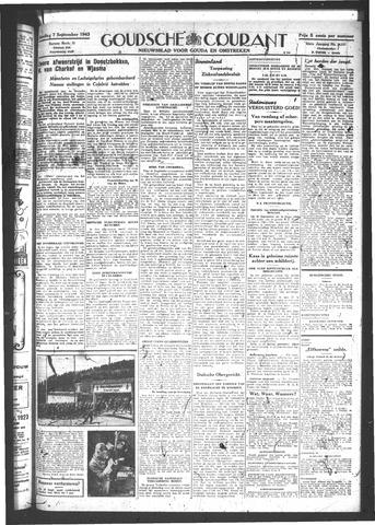 Goudsche Courant 1943-09-07